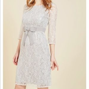 Defined to Refine Lace Dress